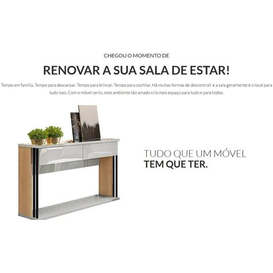 Aparador Bonito Linea Brasil Avela/Offwhite