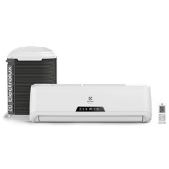 Ar Condicionado Split Electrolux Ecoturbo 12000 Btus Quente/Frio 220V
