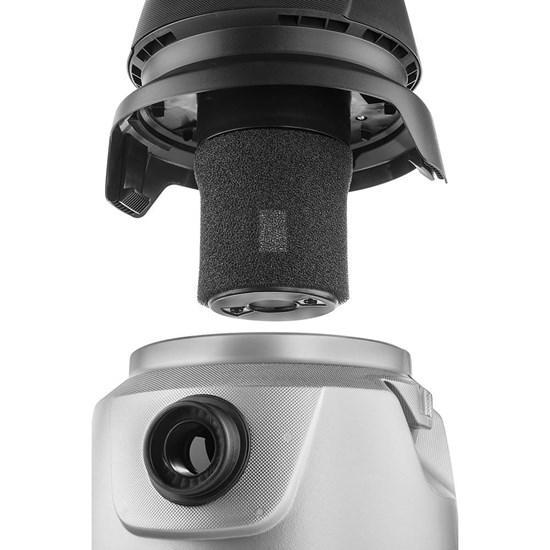 Aspirador De Pó E Água A10n1 Preto/Cinza