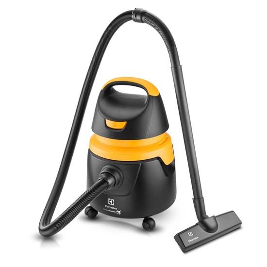 Aspirador De Pó E Água Aqp20 Electrolux Preto/Amarelo
