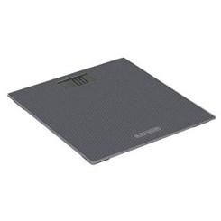 Balança Banheiro Black Decker 180Kg Bk40 Cinza