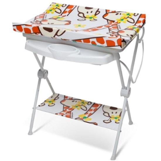 Banheira Para Bebê Plástica Luxo Girafas