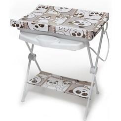 Banheira Para Bebê Plástica Luxo Panda
