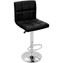 Banqueta Bar Stool Preto