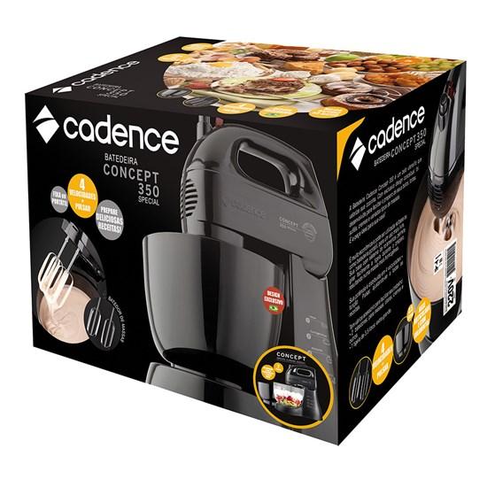 Batedeira Cadence Concept Special Bat279 Preto