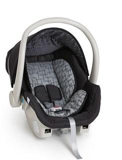 Bebê Conforto Cocoon  Preto/Cinza