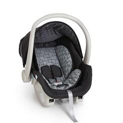 Bebê Conforto Cocoon Preto - Cinza