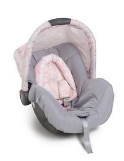 Bebê Conforto Piccolina Rosa Bebe