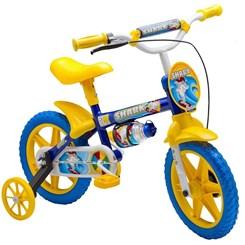Bicicleta Aro 12 Dalannio Bike Azul