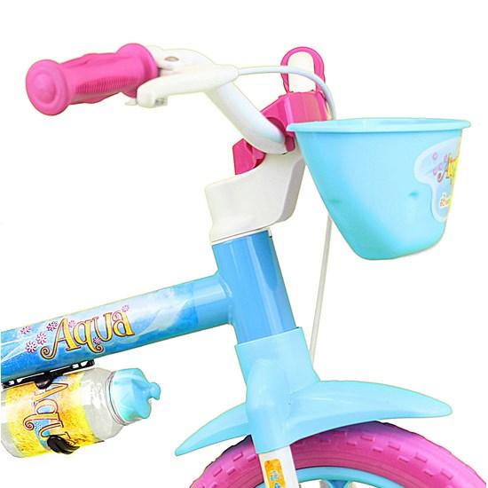 Bicicleta Aro 12 Dalannio Bike Azul/Pink