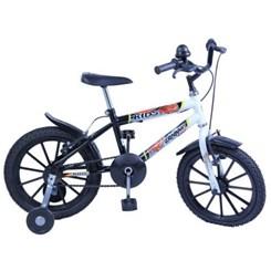 Bicicleta Aro 16 Kids Masculina Preto