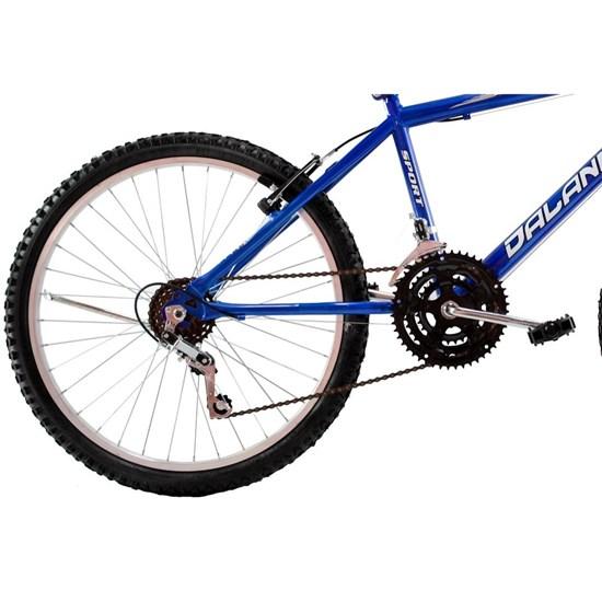 Bicicleta Aro 26 18M Masc V Brake Sport Azul