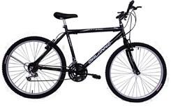 Bicicleta Aro 26 18M Masc.V/Brake Sport Preto