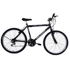 Bicicleta Aro 26 18M Masc V/Brake Sport Preto