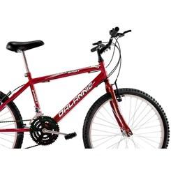 Bicicleta Aro 26 18M Masc V Brake Sport Vermelho