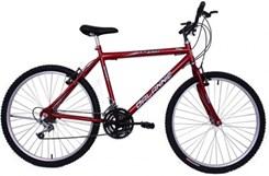 Bicicleta Aro 26 18M Masc. V/Brake Sport Vermelho