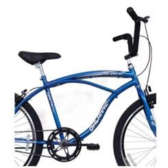 Bicicleta Aro 26 Beach Masculina Azul