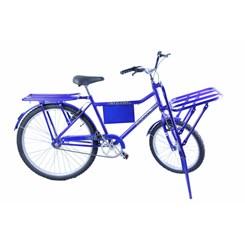Bicicleta Aro 26 Carga Masculina Azul