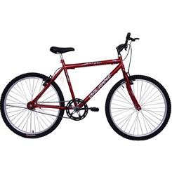 Bicicleta Aro 26 S/Marcha Masc. Sport Vermelho