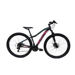 Bicicleta Aro29 Feminina Fast Al Hi Q15 Preta
