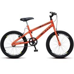 Bicicleta Colli Aro 20 Maxboy Laranja Neon