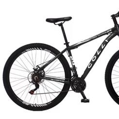 Bicicleta Colli Aro 29 21M Alum Atalanta Preto