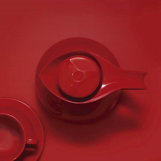 Bule Térmico Amare 650Ml Mor Vermelho