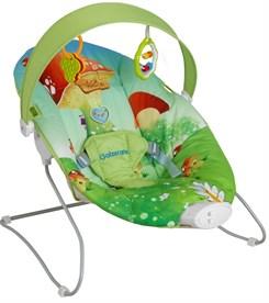 Cadeira De Descanso P/Bebê Garden Verde