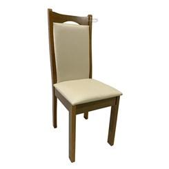 Cadeira De Madeira Sala De Jantar Eubeia Carvalho