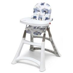 Cadeira De Refeição P/Bebê Alta Premium Aviador
