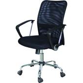Produto Cadeira Diretor Confort Tela Mesh Preto