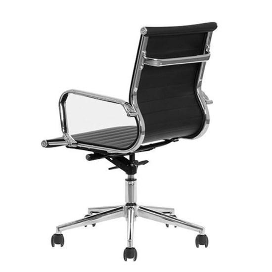 Cadeira Diretor Office Bulk Preta