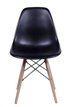 Cadeira Eames Sem Braço Preto