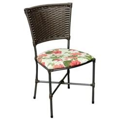 Cadeira Gramado Craquelada Artesanal Tabaco