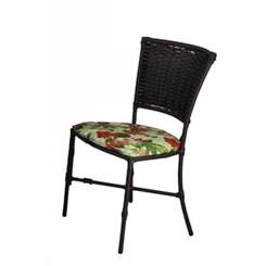 Cadeira Gramado Encapada Artesanal Tabaco