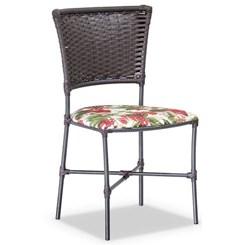 Cadeira Gramado Lisa Artesanal Tabaco