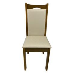 Cadeira Madeira Estofada Facto Eubeia Carvalho
