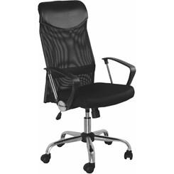 Cadeira Presidente Confort Bulk Preto