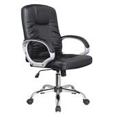 Produto Cadeira Presidente Master Preto