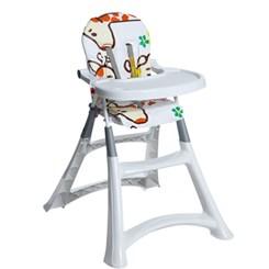 Cadeira Refeição Alta Premium Galzerano Girafas