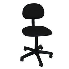 Cadeira Secretária Giratória  Preto