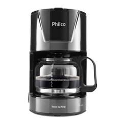 Cafeteira Philco Titanium Inox Pcf18t Preto