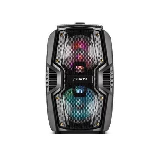 Caixa De Som Frahm Tf200 Wireless 200W Preto