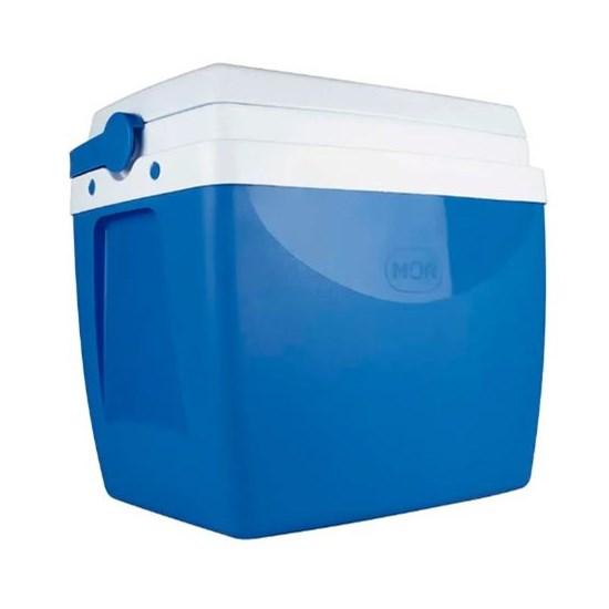 Caixa Térmica 26 Litros Mor Azul