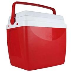Caixa Térmica 26 Litros Mor Vermelho