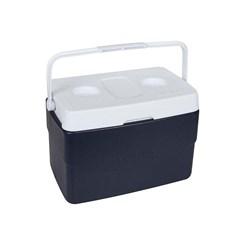 Caixa Térmica Glacial 20L Mor Azul