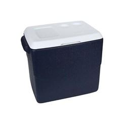 Caixa Térmica Glacial 40L Mor Azul