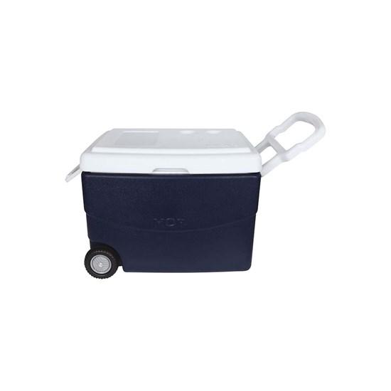 Caixa Térmica Glacial 70L Mor Azul