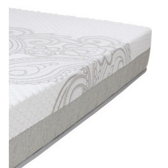 Colchão Casal Nuv 138 X 188 X 25Cm Branco