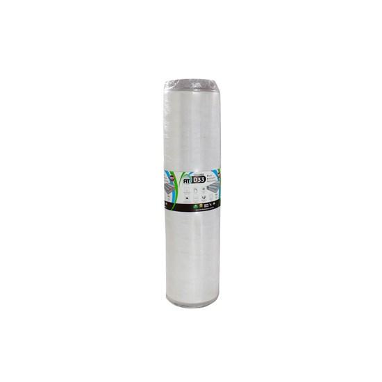 Colchão De Solteiro D33 88X188x17cm Fit Branco